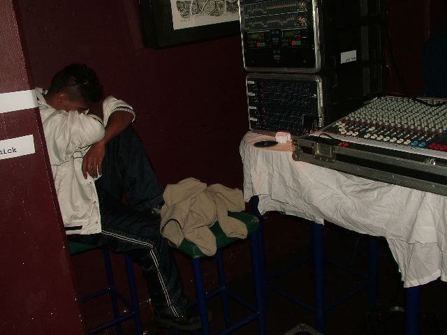 Sleepy the Soundguy