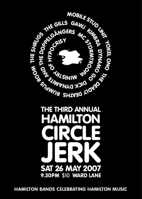 Circle Jerk 2007