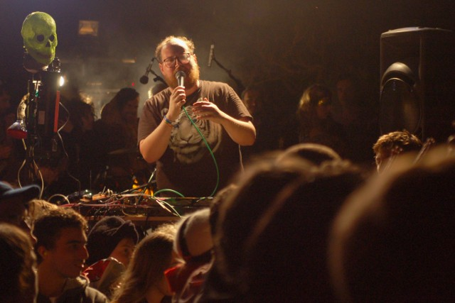 The Dan Deacon Ensemble